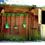 Garden Tool Holder