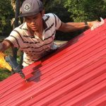 New Roofing Installation Service Warranty